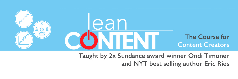 Lean Content
